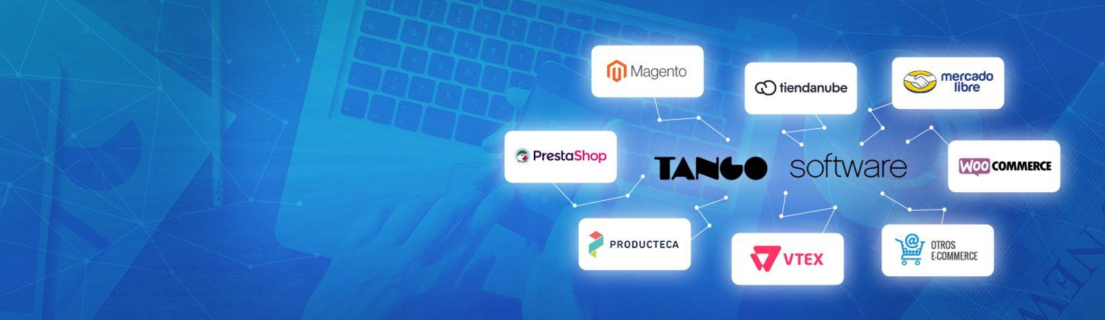Vendé Online con Tango